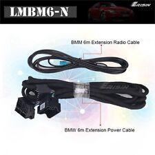 Erisin Lmbm6-n BMW 6m Extension Power & Radio Cable per Es3061b/es3062b/es7161b/