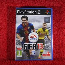 FIFA 13 PS2 PlayStation 2 ~PAL~ Polish packaging, game in English New(resealed)