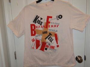 Vintage  BRYAN FERRY 1982 Slave to Love Concert Rock Shirt Size XL