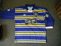 Vintage Leeds RLFC Extra Large Mens Rugby League Shirt