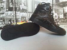 John Fluevog Leather high tops Sneakers Cracked Distressed  US 6 UK 5.5 EUR 39