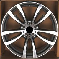 20 Zoll Alufelgen für BMW X5 E53 E70 F15, X6 E71 F16 469 design 10-11J Felgen