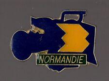 pin's chaine télévision / FR3 Normandie