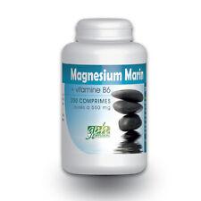 Magnésium Marin + Vitamine B6 200 comprimés dosés à 550 mg