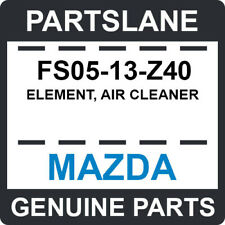 FS05-13-Z40 Mazda OEM Genuine ELEMENT, AIR CLEANER