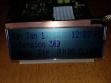 Repair & Refurbish NEC DSX 22B Phone With New Handset Cord & Base Cord 1090020