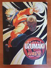 Artbook Naruto - Uzumaki Illustrations - ART BOOK GIAPPONESE
