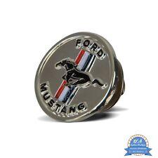 Ford Mustang Pin - Tribar Logo - Farbe - Großer Pin - lizensiert