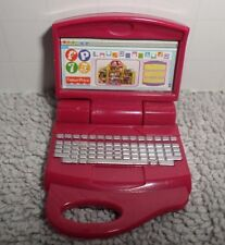 Fisher Price Loving Family Dollhouse Twin Time Laptop Computer