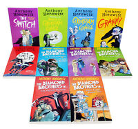 Anthony Horowitz Wickedly Funny 10 Book Collection
