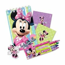 20 Piece Disney Minnie Mouse Pink Bow-Tique Toons Party Favours Stationery Pack