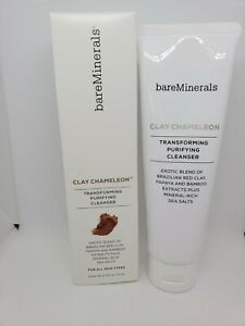 BareMinerals Skinsorials Clay Chameleon Transforming Purifying Cleanser 4.2oz/12