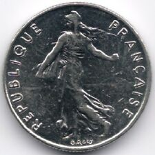 France : 1/2 Franc 1996