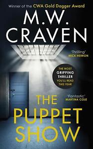 M.W. Craven - The Puppet Show *NEW* + FREE P&P