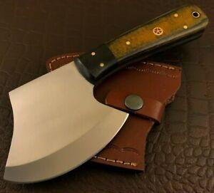 Handmade Axe/ Hatchet-Carbon Steel -Bush Craft-Functional-Camping-Ch33