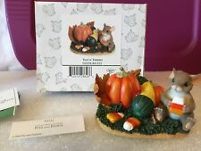 "Charming Tails ""You'Re Yummy"" Dean Griff Nib Fall"