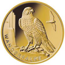Deutschland 20 Euro 2019 - Wanderfalke (4.) - Buchstabe D - 1/8 Oz Gold ST