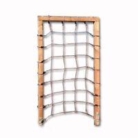 Kletternetz für Rahmen 200 x 125 cm Kletterseil Netz für Spielturm Klettergerüst
