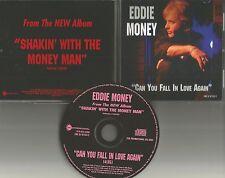 EDDIE MONEY Can you Fall in love Again PROMO Radio DJ CD single USA 1997 MINT
