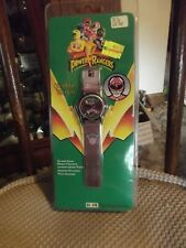 1994 Kimberly The Pink Ranger Power Rangers Wrist Watch  MIP