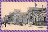Carte Postale - Paris - Conservatoire des arts et des metiers