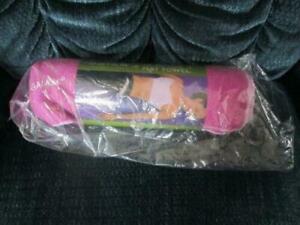 "NEW Gaiam Thirsty Yoga Hand Towel - 20""W X 30""L ~ Pink"