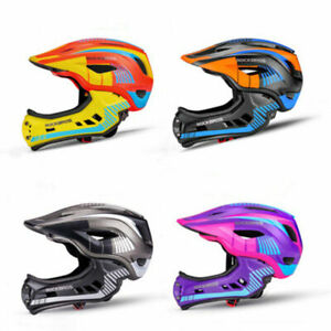 RockBros Children Full Face Helmet For Cycling Skateboarding & Skating New