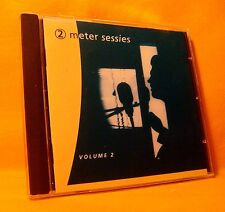 CD 2 Meter Sessies - Volume 2 Compilation 18TR 1992 Alternative Acoustic Rock