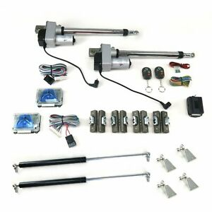 Automatic Gullwing Door Conversion Kit with Remote (2 Door) AUTGWKITDD