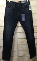 NWT Men's VIGOSS Jeans Jude 340 Tapered Authentic Stretch  Size 29 x 32