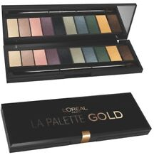 L'oreal Loreal Color Riche La Palette Gold - 10 OMBRES/ EYESHADOWS & OVP