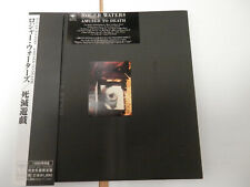 Pink Floyd/Waters- Amused  Japan Import Mini LP W/OBI/Booklet/Inserts OOP NM
