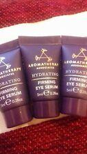 15ml (3 x 5ml) Aromatherapy Associates Hydrating Firming Eye Serum, New & Sealed