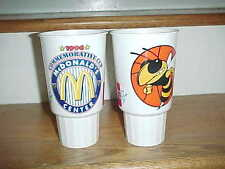 1996 Georgia Tech Basketball Logo McDonald's Center Stadium Commemorative Cup
