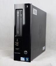 HP Pro Slimline 3300 SFF PC CPU Intel G630 2.70GHz 500GB HDD 4GB RAM Win 10