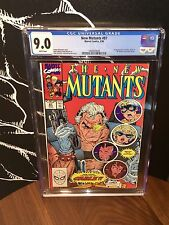 The New Mutants #87 (Mar 1990), Cable First Appearance, 1st Print, Deadpool