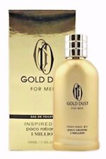 Gold Dust For Men, Inspired By 1 Million By Paco Rabanne - Eau De Toile