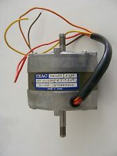 """1 X BRAND NEW """"REWIND MOTOR"""" FOR TEAC A-3440 TAKE UP REEL MOTOR 7104112000"""