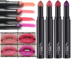 Matte Lipstick powder gel L'Oreal Infallible Matte Max Pen💥POWDER GEL💥