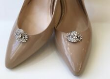 Shoe Clips, Vintage Shoe Clips, Crystal Shoe Clips, Shoe Jewelry, Weddings
