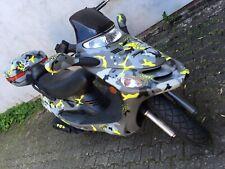 Airbrush Motorroller  125 ccm  - TÜV 03/21