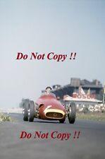 Juan Manuel Fangio Maserati 250F ganador alemán Grand Prix 1957 fotografía 1