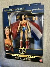 "DC Multiverse Signature Collection ~ 6.5"" WONDER WOMAN FIGURE (LYNDA CARTER)"