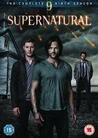 Supernatural - Season 9 [DVD] [2015][Region 2]