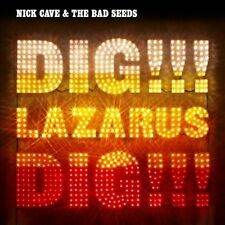Dig, Lazarus, Dig!!! by Nick Cave/Nick Cave & the Bad Seeds (CD, Aug-2012, 2 Discs, Mute)