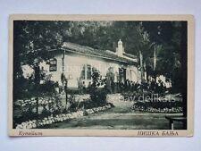 NIS Niš TERME NISKA Serbia old postcard vecchia carolina AK