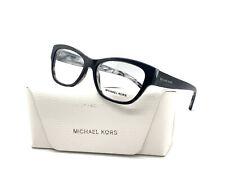 Michael Kors Eyeglasses MK 4037 3211 Black Horn, Size 53-16-135