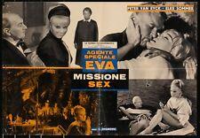 ELKE SOMMER Vintage Seduction by the Sea 1963 Italian Movie Poster Photobusta