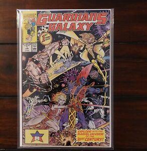 Guardians of the Galaxy #1, Vol. 1 (Jun 1990, Marvel) High Grade