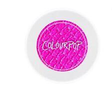 ❤ Colourpop Eyeshadow in Slave2Pink (electric neon pink)  ❤
